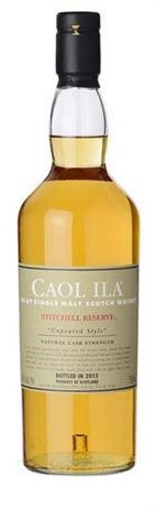 Caol Ila Scotch Single Malt Stitchell Reserve